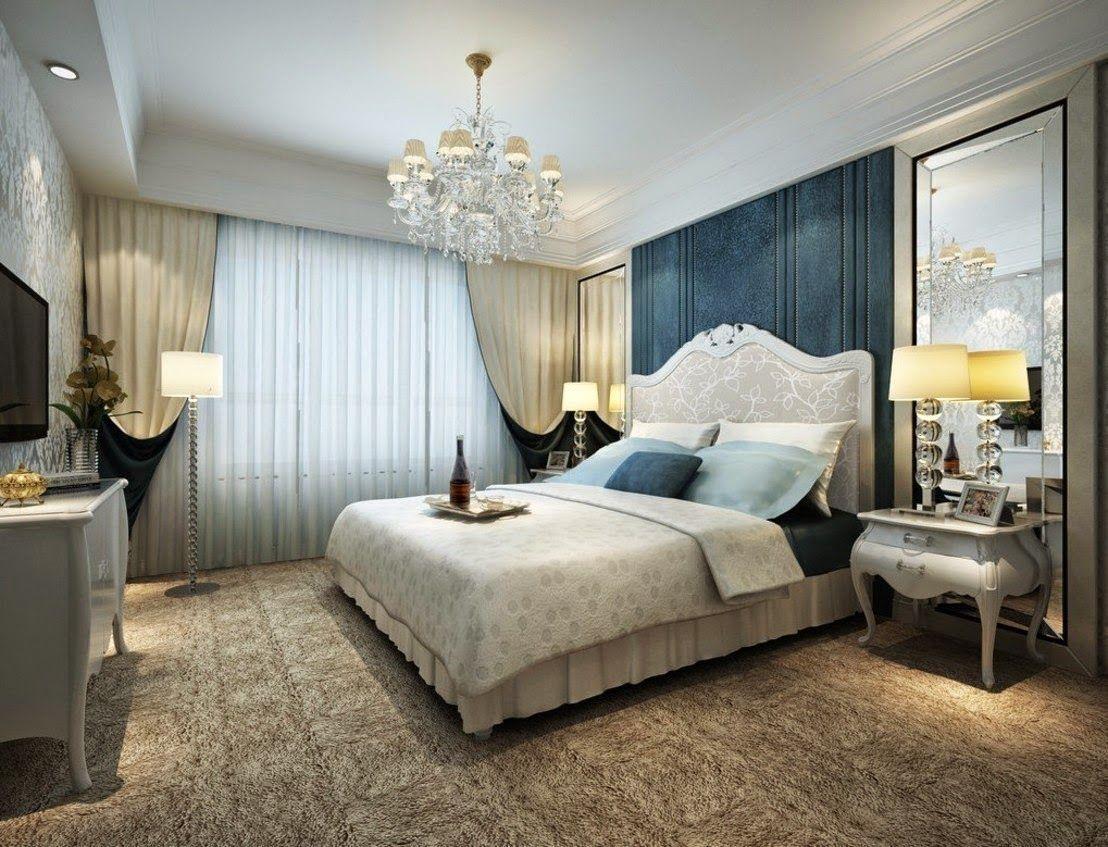 Elegant luxury bedroom ideas for furniture and