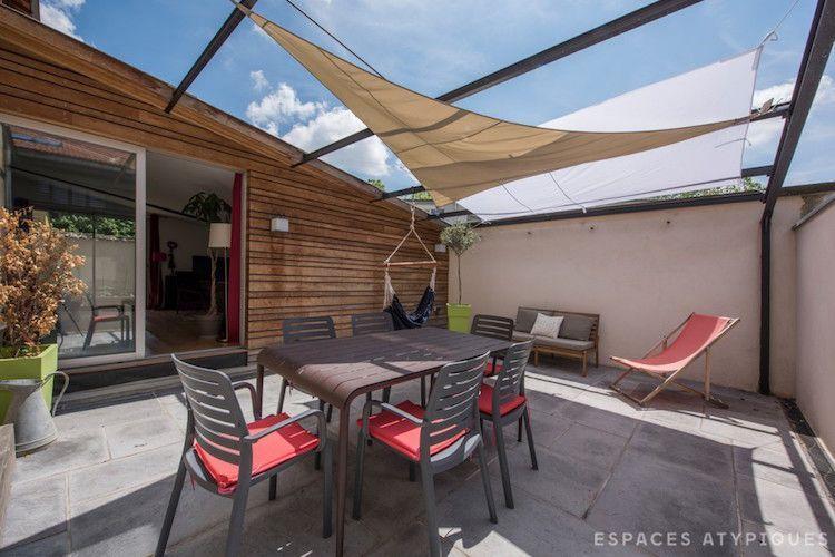 C mo solucionar un techo bajo techos bajos bajos y for Techos patios exteriores