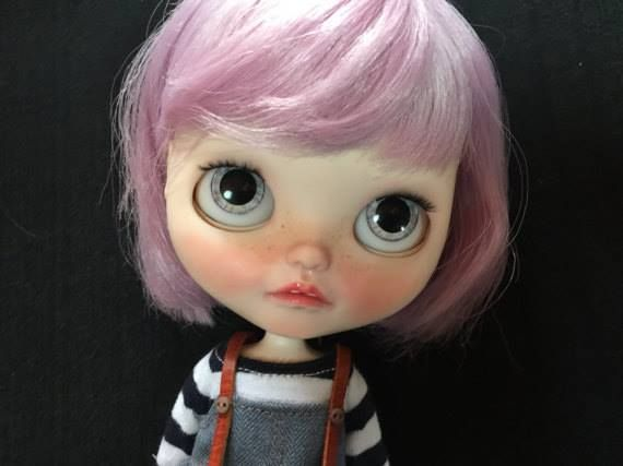 Custom Doll for Adoption by BeatriceMblythe Check this week dolls for adoption here: http://ift.tt/2lbVttq