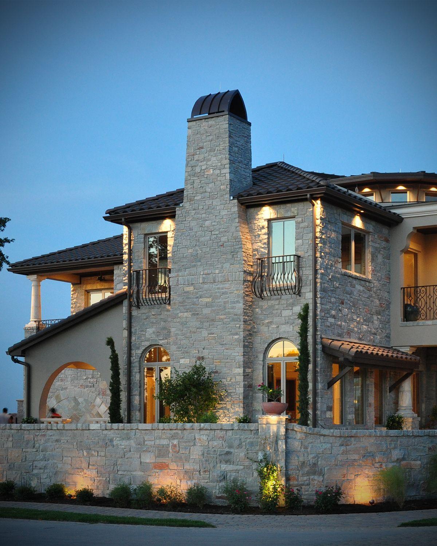 Exterior Stone Veneer For Dream House