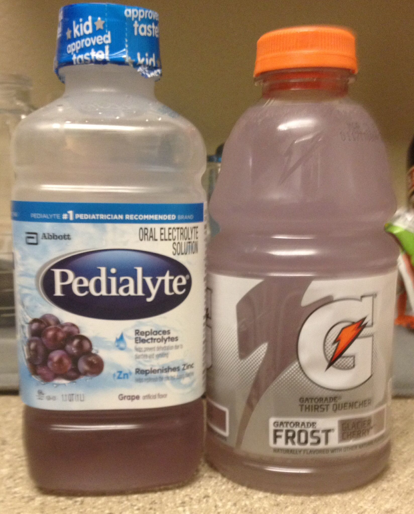 16oz Of Gatorade Mixed With 16oz Of Pedialyte Equals No Hangover Best Hangover Cure Hangover Drink Gatorade