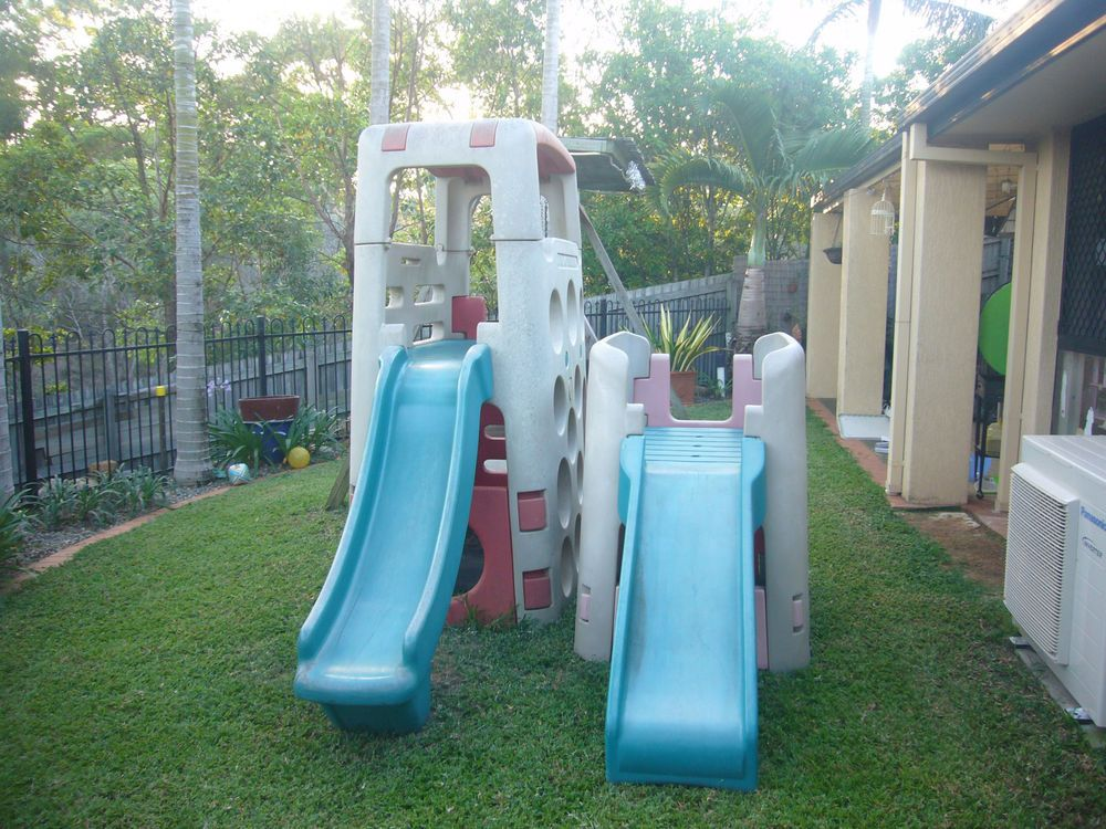Step 2 Big Climber Cubby Slide Playgym Play Gym Day Care Yards Pinterest Cubbies Gym