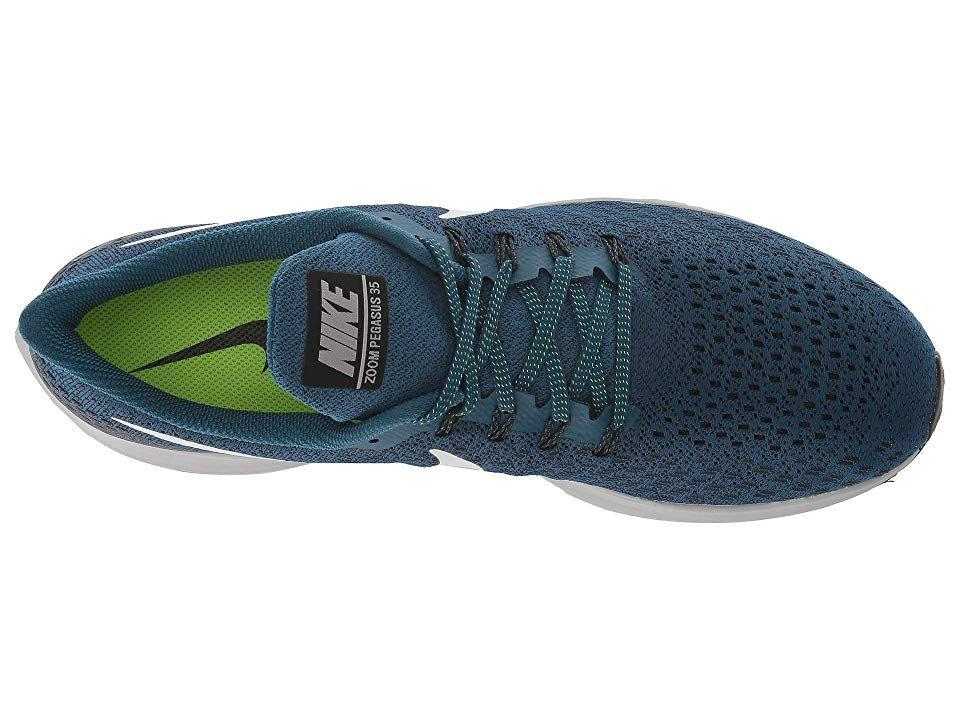 66905adc646 Nike Air Zoom Pegasus 35 Men s Running Shoes Blue Force White Black Wolf  Grey