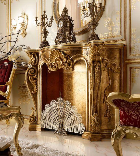 i complementi di arredo classici e di lusso di andrea