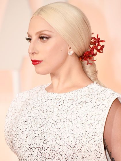 Oscars 2017: The Best Beauty Looks | Lady gaga pictures ...