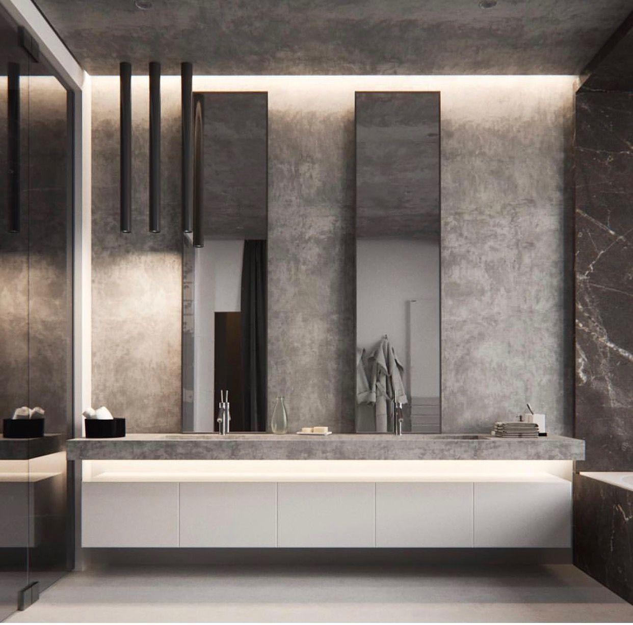 Remarkable Bathroom Mirror Ideas Searching In The Mirror Can Be An Importan Minimalist Bathroom Design Luxury Bathroom Interior Contemporary Bathroom Designs