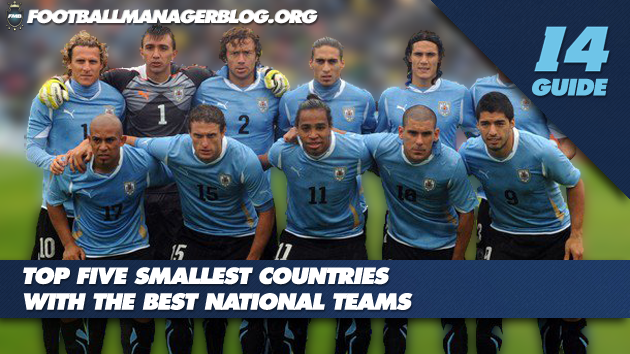 Top Five Smallest Countries With the Best National Teams in