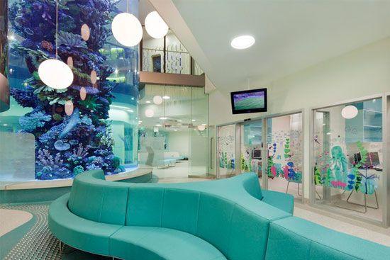 Royal Hospital Interior Design