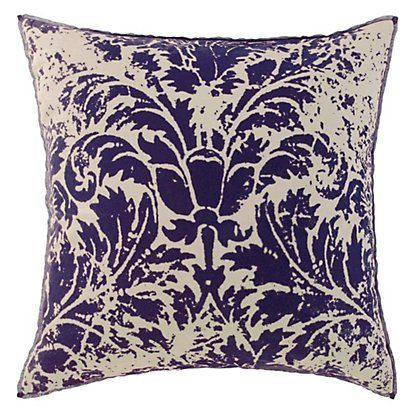 Windsor Pillow In Deep Plum Patterned Pattern Decorative Pillows Room Furnishing Accessories Accent From Company C
