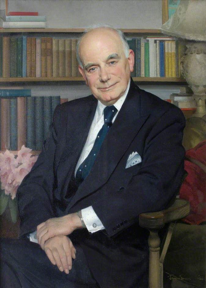 Professor Robert Douglas Lockhart (1894–1987)  Herbert James Gunn (1893–1964)  University of Aberdeen
