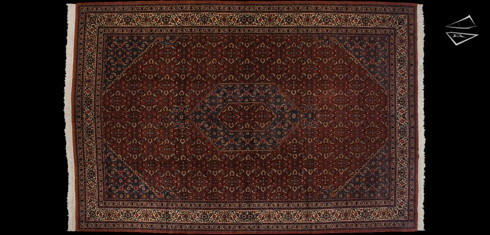 10×15 Persian Tabriz Rug