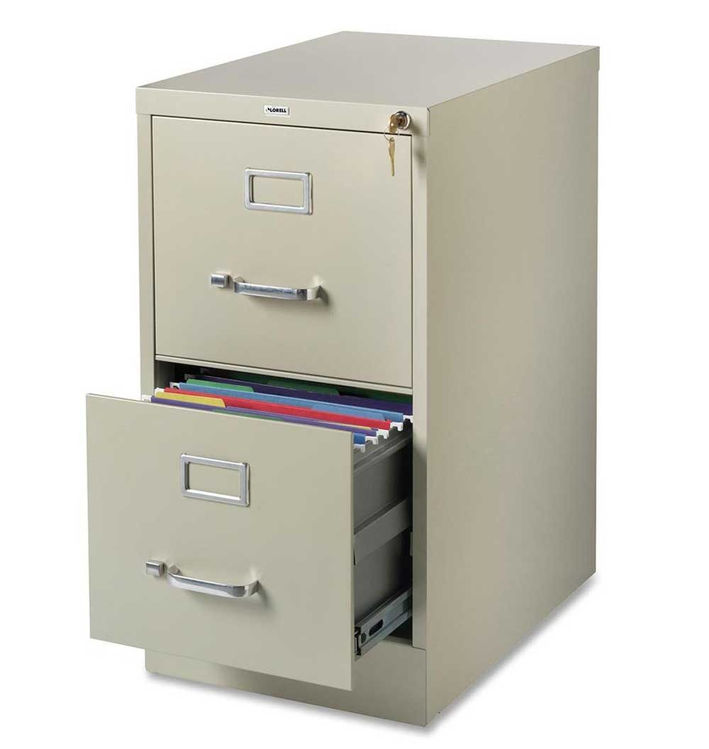 Vertical File Cabinets For The Home Office