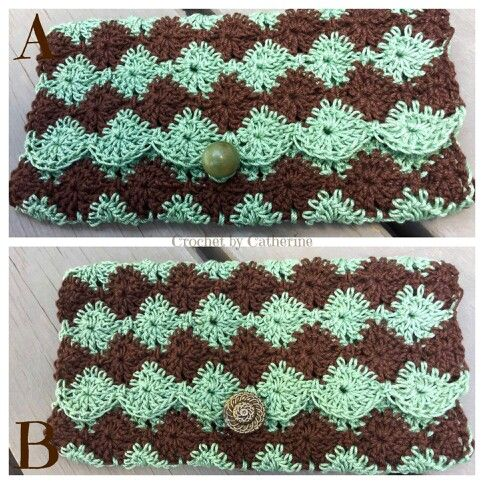 Catherines Wheel Design Pattern Crochet Knit Projects