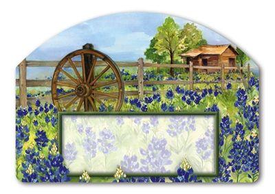 Bluebonnets Yard Designs Magnet Magnet Yard Signs Pinterest