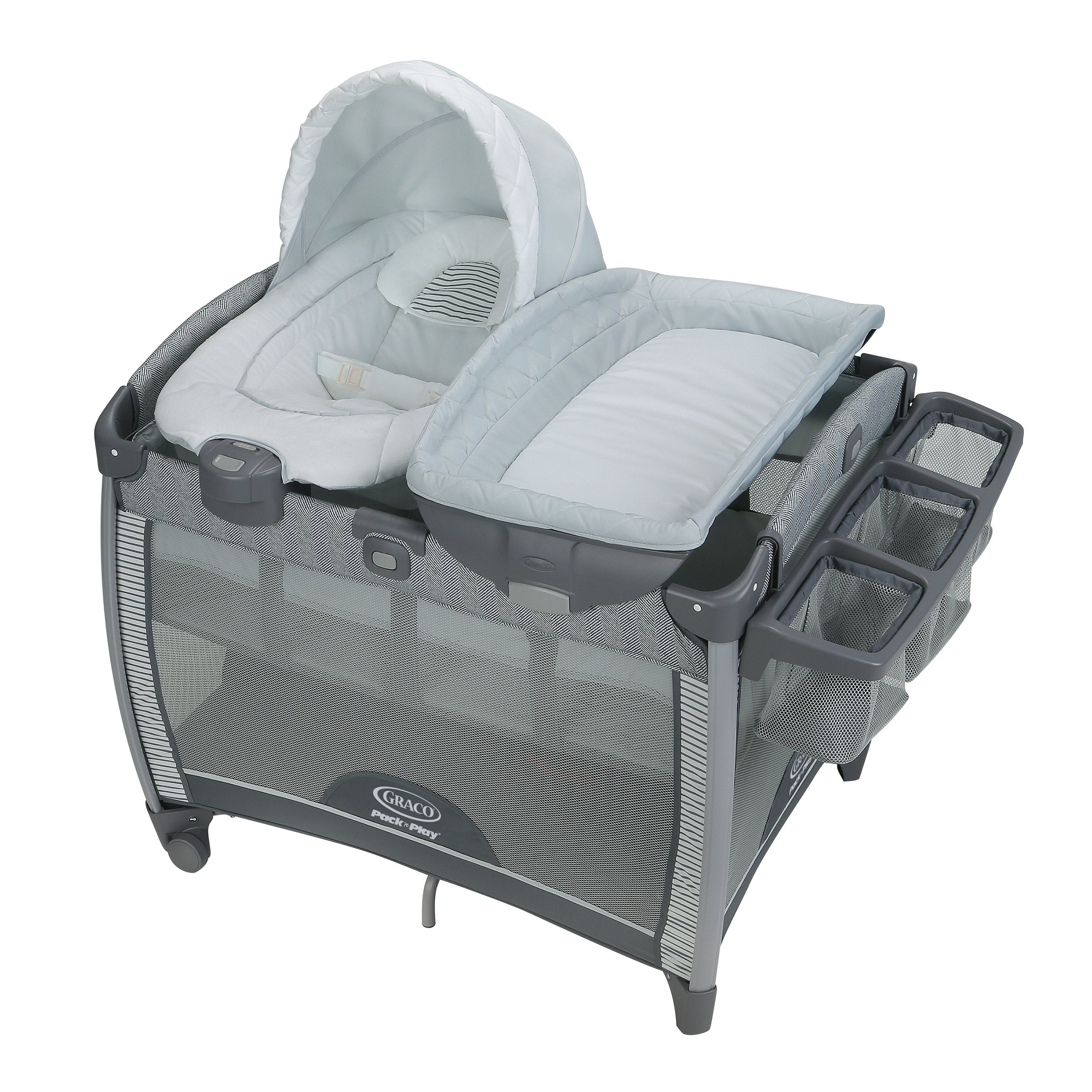 Graco Pack N Play Playard Quick Connect Portable Bouncer