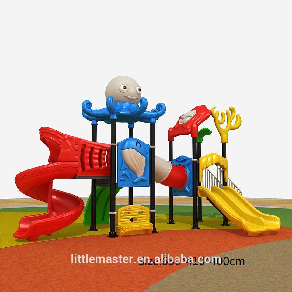 Plastic Outdoor Playsets Children