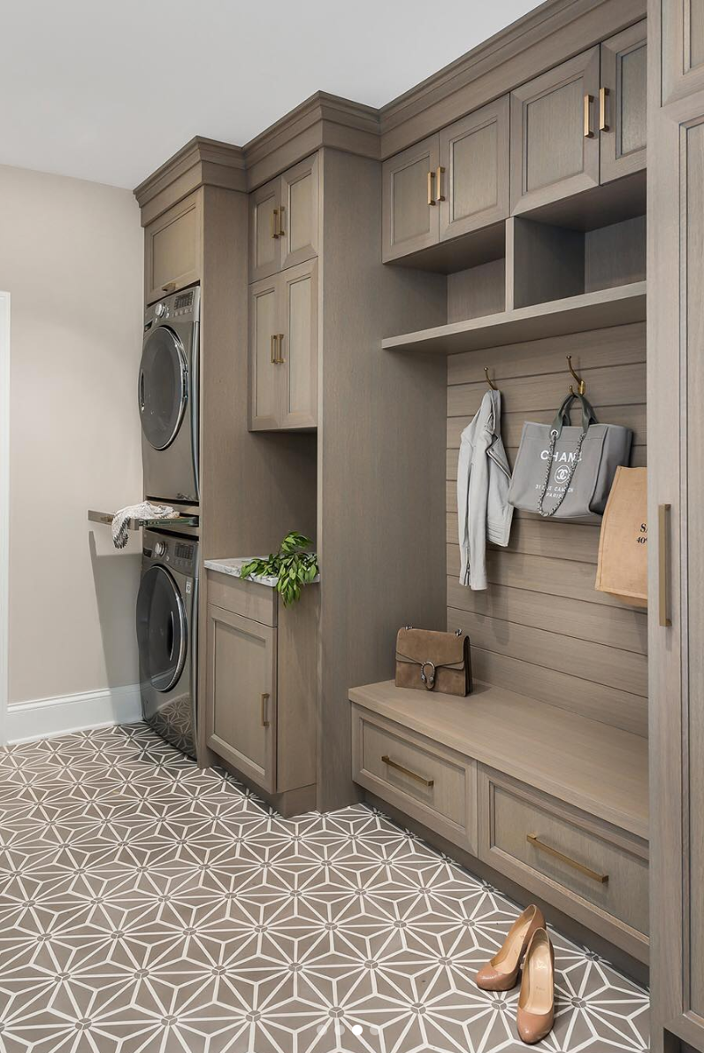 15 Inspiring Laundry + Mudroom Design Ideas - Sanctuary Home Decor