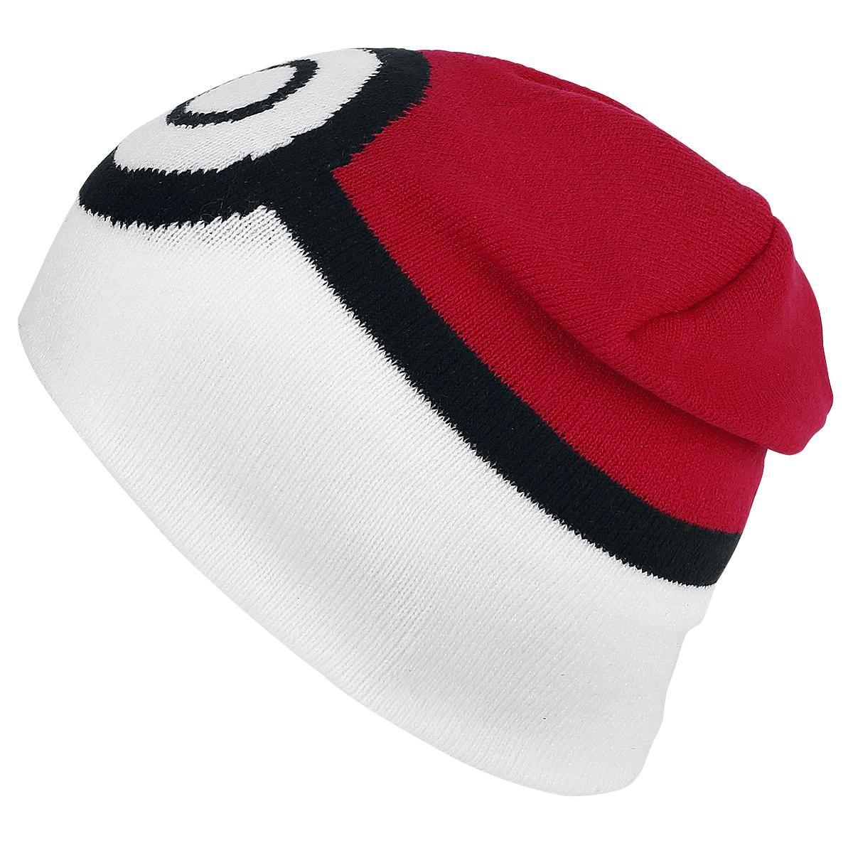 """Pokemon - Pokeball  - hue - strækbar - one size  Fang dem alle! Farverigt eventyrunivers skabt af spildesigneren Satoshi Tajiri i samarbejde Nintendo. I fortællingerne om Pokémon indgår både videospil, spillekort, animé og meget andet. Pokémon er en sammentrækning af ordene Pocket og Monster (""""Lomme-monster""""). Serien så i 2016 et stort comeback med det ekstremt populære spil """"Pokémon Go""""."""
