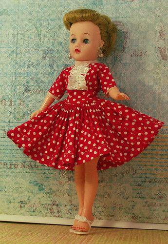 Ideal Doll Little Miss Revlon 10 5 Quot Vintage 1950s