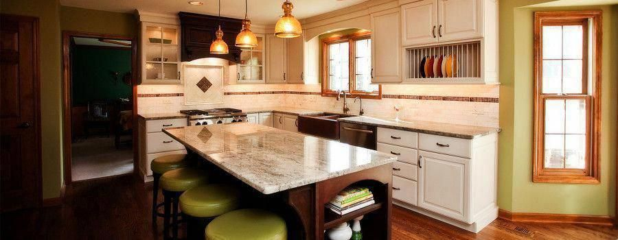 Transitional Kitchen Remodel Ideas Remodeling Naperville