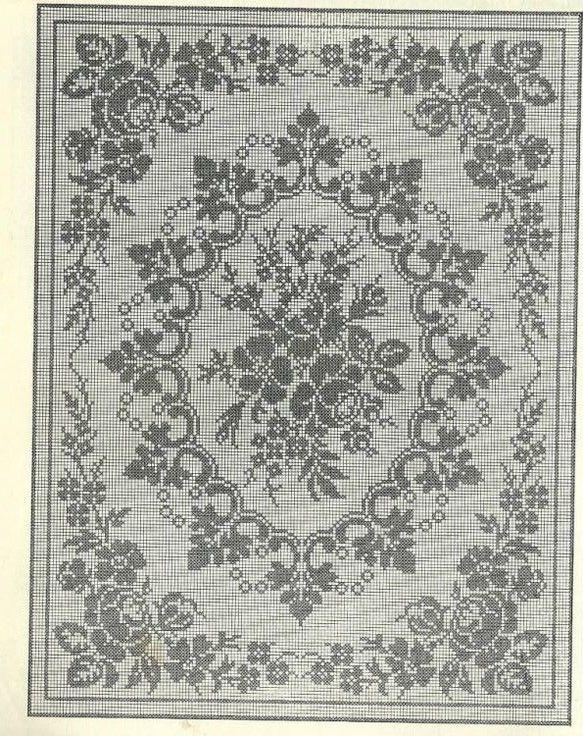 Kira scheme crochet … | AIDA Stitches | Pinterest | Häkeln, Deckchen ...