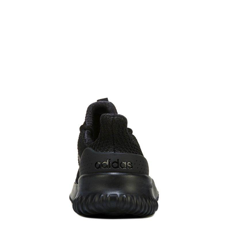 5588393500020b Adidas Kids  Cloudfoam Ultimate K Sneaker Pre Grade School Shoes  (Black Black)