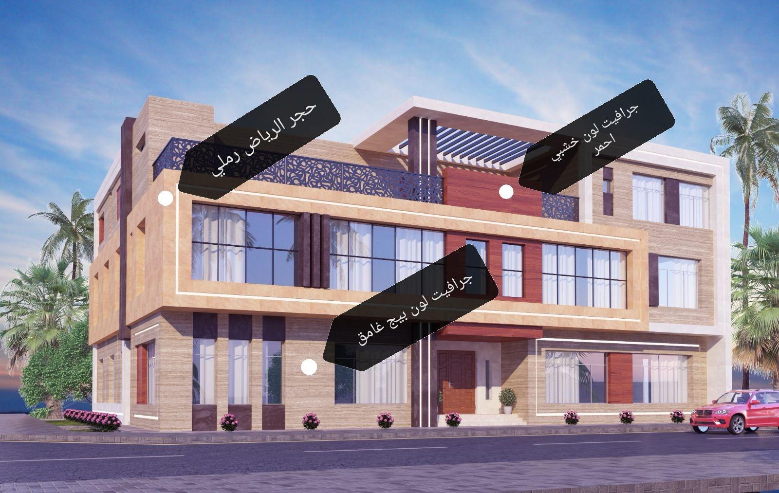 تكلفة تشطيب واجهة عمارة حجر هاشمى Home Decor Decor Home