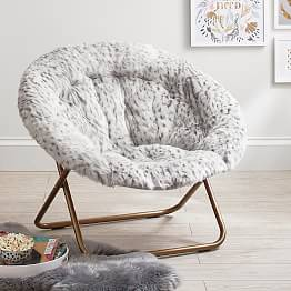 Solid Ivory Hang A Round Square Chair Round Chair Comfy Chairs Most Comfortable Office Chair