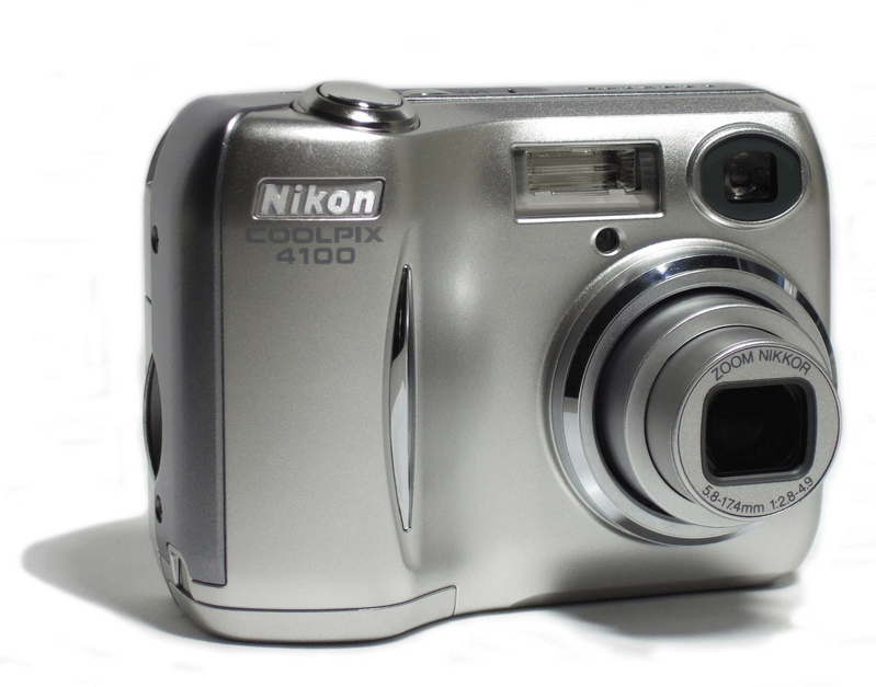 Nikon Coolpix 4100 Manual User Guide And Product