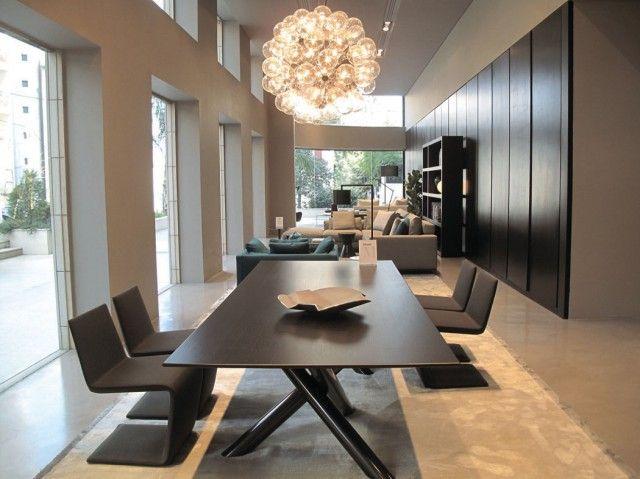 Minotti interior design for Casa moderna wagas