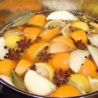 Cider & Citrus Turkey Brine with Herbs and Spices Wicked Good Kitchen