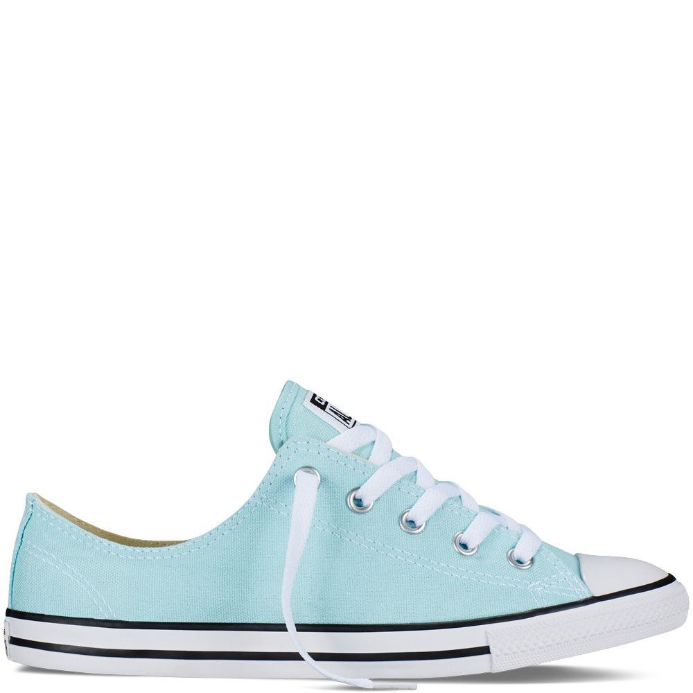 Converse Women S Ct All Star Dainty Low Canvas Sneakers Motel