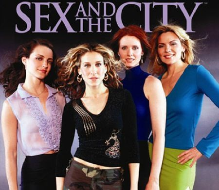 Music from sex and the city show