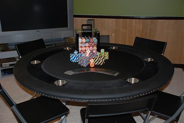 Marvelous Custom Poker Table Top