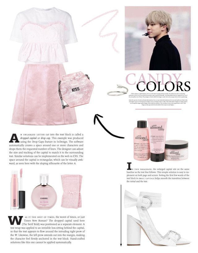 """""""My Sweet Love..."""" by abieminie ❤ liked on Polyvore featuring VIVETTA, Chanel, Edie Parker, MAC Cosmetics, Christian Dior, Marc Jacobs and philosophy"""