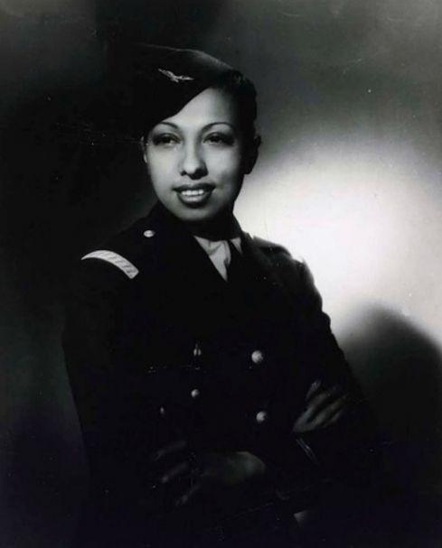 Josephine Baker military
