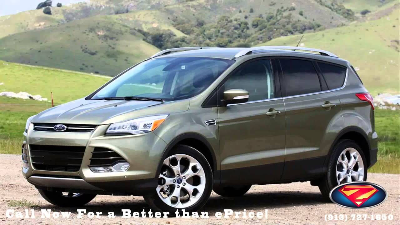 PlatteCity , MO 2014 2015 Ford Escape Shawnee , KS
