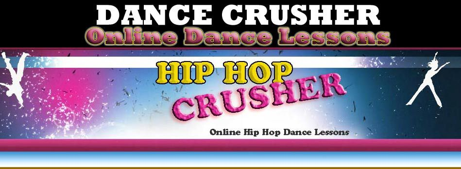 Hip Hop Crusher online dance lessons for kids, teens and