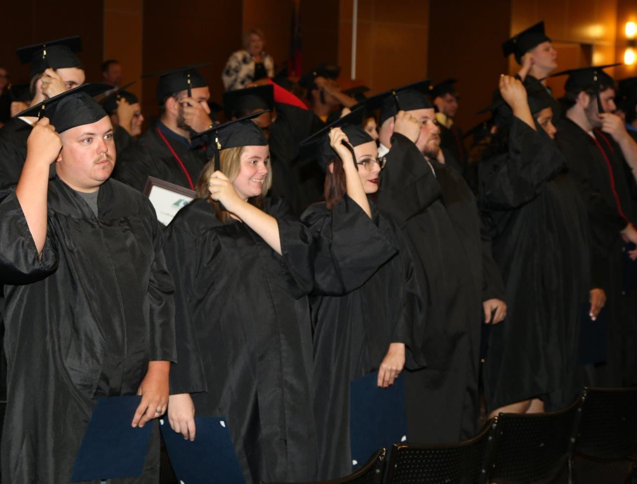 GNTC holds GED® Commencement Ceremony on the Gordon County