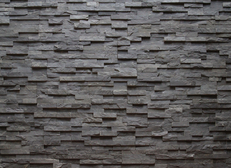 Modern Black Von Barroco Fassadenbekleidungen Natursteinwand Terrasse Selber Machen Steinwand