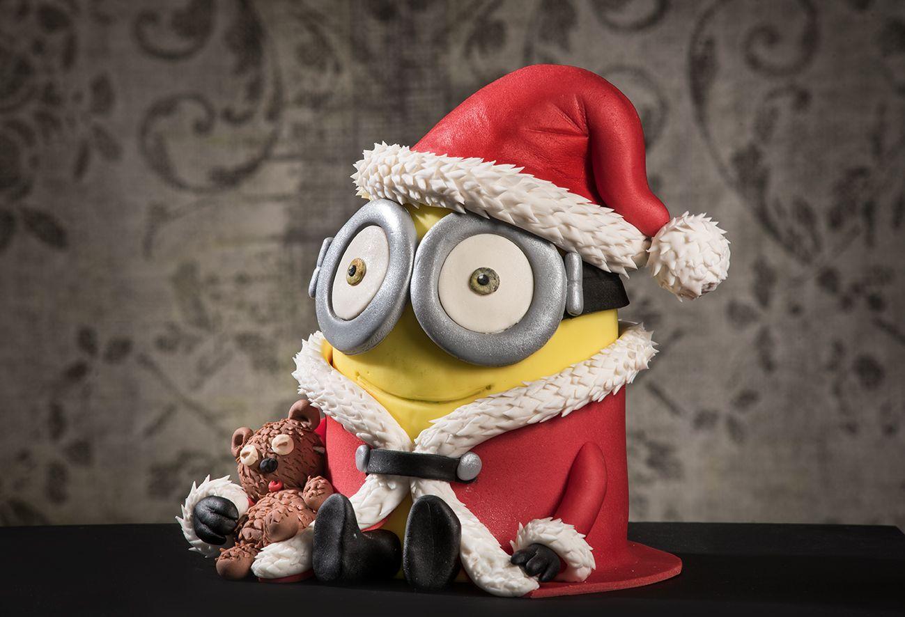 Massimo Baglivo #panettone #Natale #CattivissimoMe ##Minions #PasticceriaInternazionale