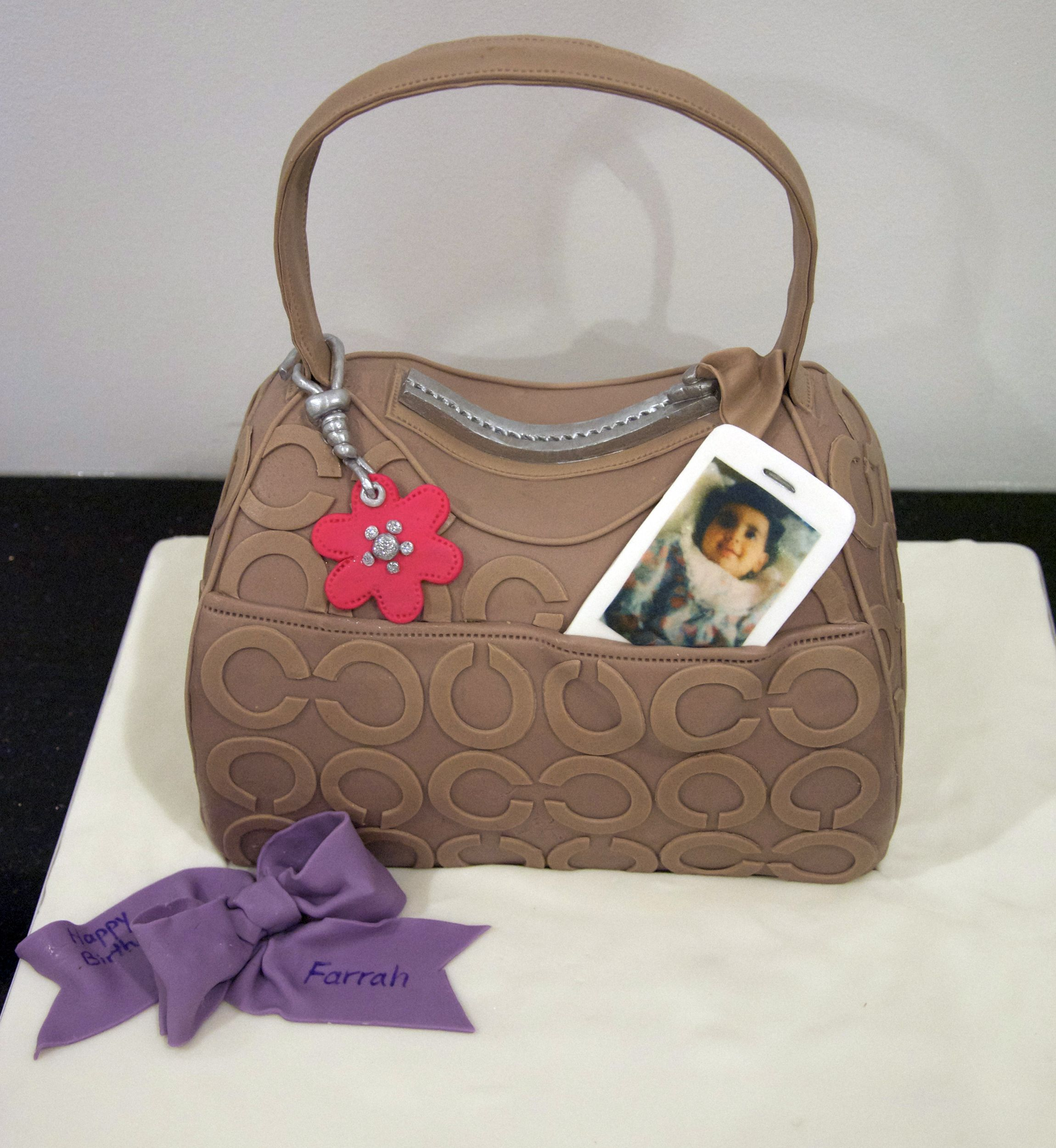 images of pocketbook cakes