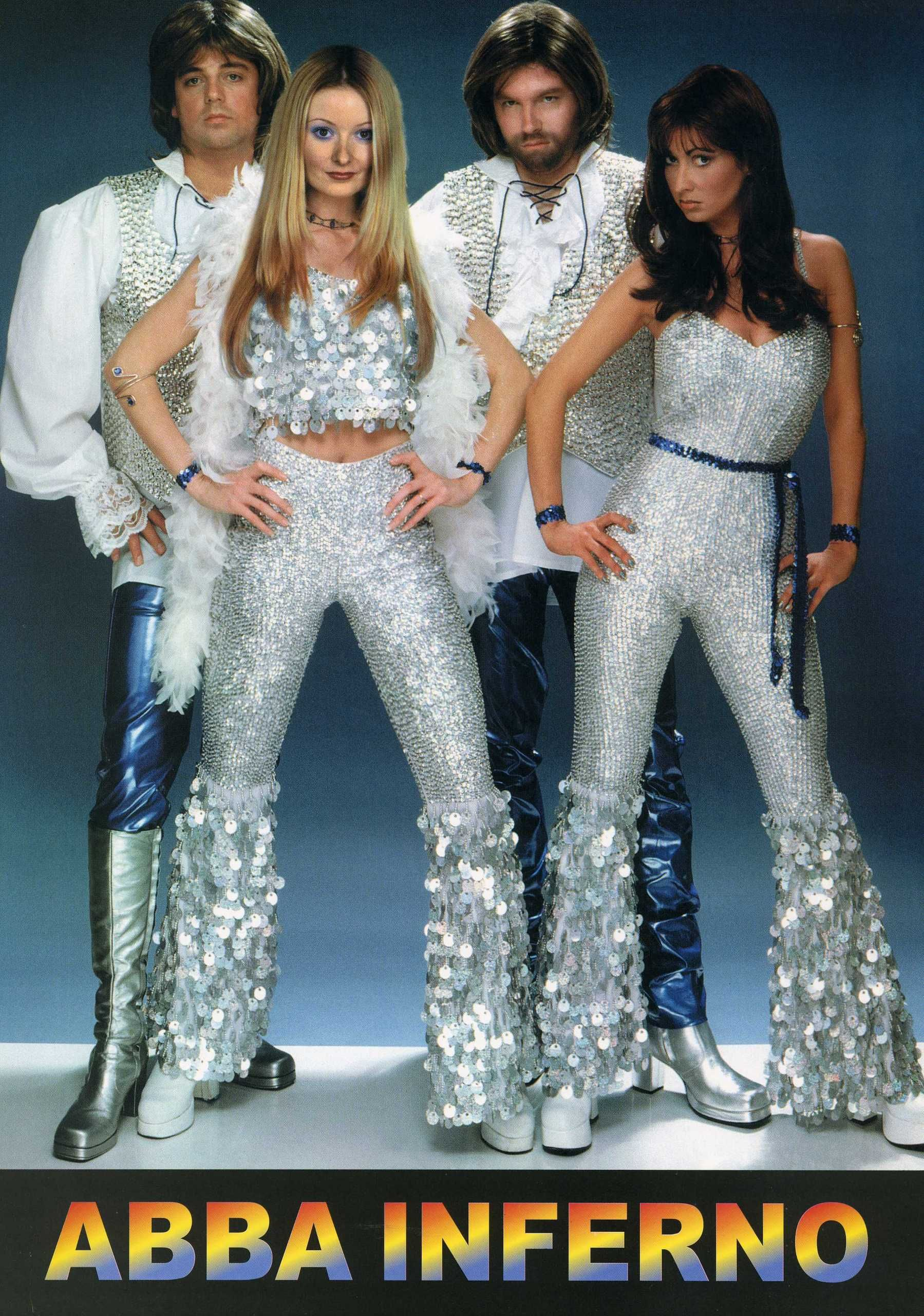 Halloween Inspiration Abba With Images Abba Outfits Abba