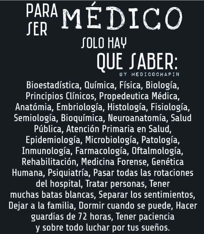 Pin En Frases Para Medicos