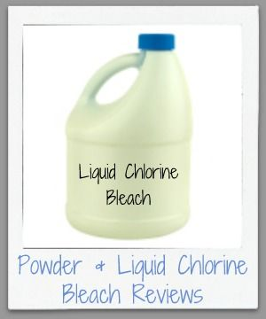 Powdered Liquid Chlorine Bleach Reviews Which Are Best Bleach Chlorine Bleach Clorox