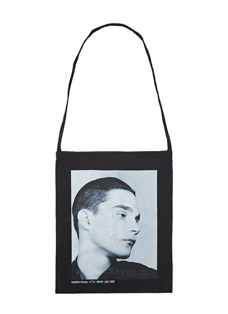 Isolated Heroes Tote Bag
