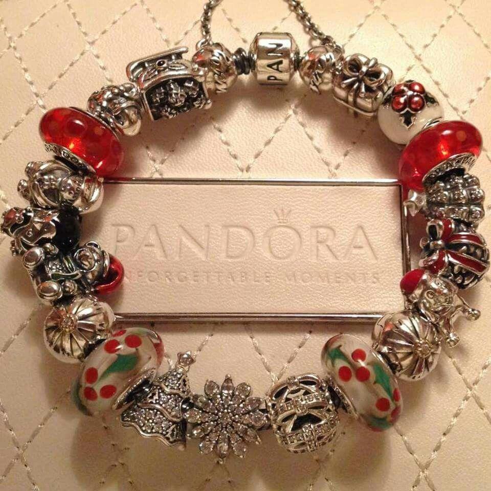 Pandora Christmas Bracelet Pandora Christmas Pandora Christmas Charms New Pandora Bracelet