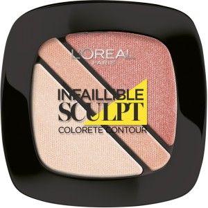 fc1987c63 Infallible Trio Soft Blush. L´Oreal | Belleza corporal | Colorete ...