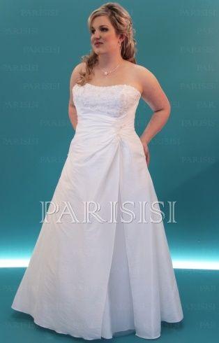 Plus Size Wedding Dress size 18 -22 white only price USD $191 ...
