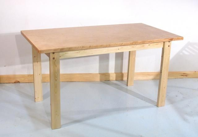 How to build a table with a circular saw  a hand drill  a square. How to build a table with a circular saw  a hand drill  a square